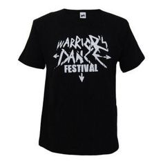 Buy Online The Prodigy - The Prodigy Warrior's Dance Festival on Black T-Shirt