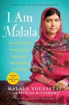 Read I Am Malala: How One Girl Stood Up for Education and Changed the World children book by Malala Yousafzai . The bestselling memoir by Nobel Peace Prize winner Malala Yousafzai.I Am Malala. This is my story. Malala Yousafzai, Good Books, Books To Read, Children's Books, 2017 Books, Amazing Books, Literature Books, Comic Books, Mighty Girl