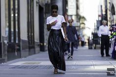"frenchy-style: ""Princess Deena Al-Juhani Abdulaziz | New York Fashion Week | SS15 """