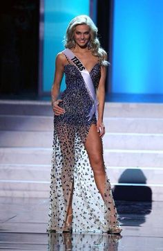 Miss Texas USA 2013 Evening Gown: HIT or MISS?