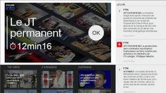 FranceTV info en #hbbtv