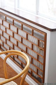 plus de 1000 id es propos de coffrage radiateur sur pinterest couverture de radiateur. Black Bedroom Furniture Sets. Home Design Ideas