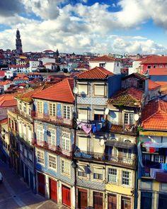 "travelingcolors: "" Porto | Portugal (by Nacho Coca) Follow me on Instagram """