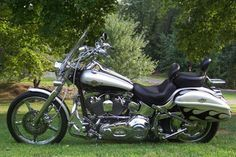 Photo of 2003 Harley FXSTD Softail Deuce motorcycle by Greg of 4YourHarley.