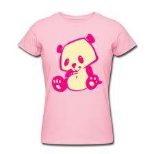 panda shirt