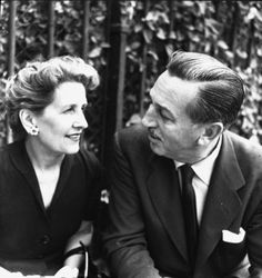 On July Walter Elias Disney and Lillian Marie Bounds were married in Lewiston, ID by Reverend D. Somerville with Lillian's family… Deco Disney, Disney Love, Disney Magic, Disney Stuff, Disney Disney, Lillian Disney, Disney Familie, Orlando, Disney Shares