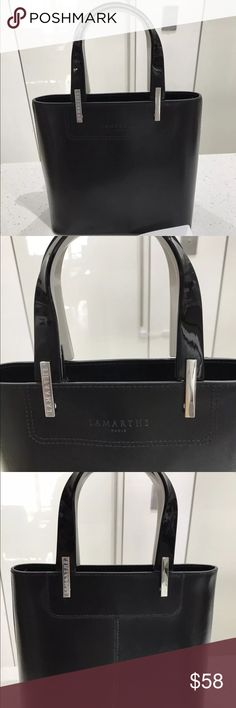 Lamarthe Portofino Leather Bag NEW Brand new bag, comes with cards. Never been used. Lamarthe Bags Mini Bags