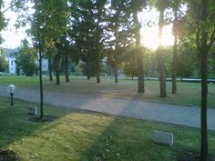 Our friend Jose posted 3rd picture of presidential garden just beside Presidential Palace in Bratislava. He stayed in Palace Garden Bratislava apartment in the city center of Bratislava.