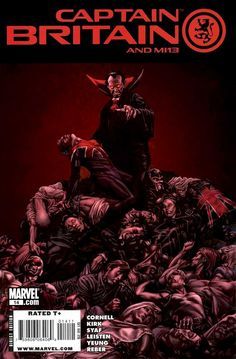 Captain Britain and MI:13 #14 - Vampire State, Part Four (Issue)