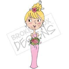 Bridesmaid Toodle