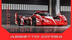 Assetto Corsa - Recensione Toyota GT-ONE Virtua Simulazioni