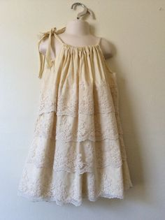 Hey, I found this really awesome Etsy listing at https://www.etsy.com/listing/238364698/lace-pillowcase-dress