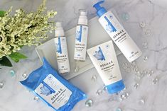 Review - Dry Skin Skincare Products From the Derma E Hydrating Line