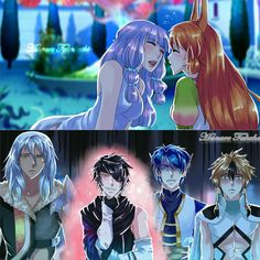 DIOOSSSSS!!!!AJAJJAJJASAKJAKSKAHSSAHSAKHSAAKJSKJAJA no puedo con sus caras jaaj pobres pero Nevra disfruta la vista JAJKSJAKSJme encanta Mystic Messenger, Fanart, Diabolik Lovers, My Candy Love, Kimi No Na Wa, Kawaii, Love Games, Art Memes, I Love Anime