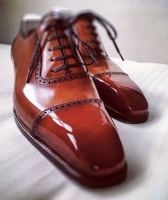 Leather Cap Toe Lace up Oxford Classic Modern Business Dress Shoes - Chaussures - Sapato - Sock Shoes, Slip On Shoes, Men's Shoes, Shoes Men, Leather Cap, Leather Boots, Formal Shoes, Casual Shoes, Handmade Leather Shoes