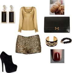"""""""Perfect New Years outfit!"""" by newshawvarta on Polyvore"""