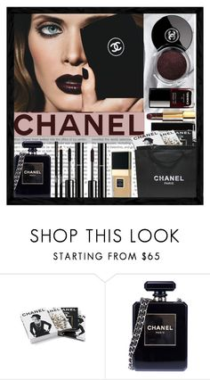 """""""Chanel"""" by oleahg ❤ liked on Polyvore featuring beauty and Chanel"""