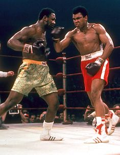 Was Muhammad Ali vs. Joe Frazier the GREATEST Trilogy in boxing history?  Please like & share our Muhammad Ali page: https://www.facebook.com/MuhammadAligoat?ref=hl