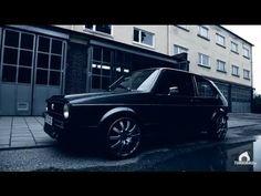 Chip Foose zeichnet VW Golf 2 MK2 GTI VW Werbesport in den USA - YouTube