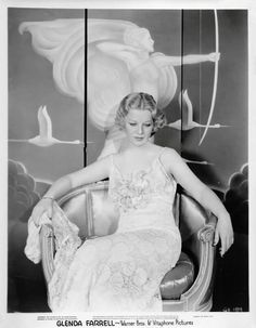 Glenda Farrell, Old Hollywood, Hollywood Actresses, Classic Hollywood, Movie Photo, Cinderella, Pin Up, Glamour, Actors