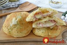 Meat Appetizers, Keto Bread, Antipasto, International Recipes, Finger Foods, Food Inspiration, Bread Recipes, Good Food, Food And Drink