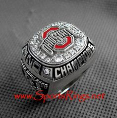 Sports Rings :: NCAA Championship Rings :: NCAA Football