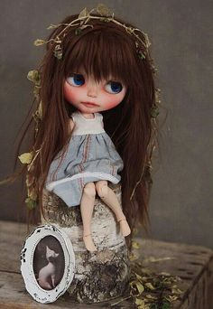 Blythe Dolls, My daughter Belle likes this too!