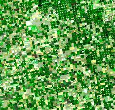 La NASA vient de mettre en ligne presque 3 millions d'images satellites de la Terre ! Ces photographies ont été récoltées depuis 1999 grâce au Advanced Sp