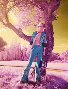 """So Cool"" by Sølve Sundsbø - Vogue Italia on Behance"