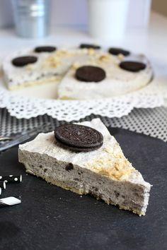 #Oreo-Cheese-Cake #Recipe. #Food