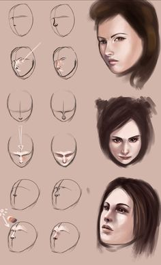 Much ado about Noses by acidlullaby on DeviantArt