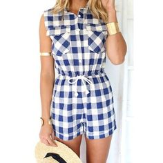 jeansian Women's Mid-Long Style Roll-Up Sleeves Plaid Flannel Shirts Tops M Popular Clothing Brands, Plaid Fashion, Diy Fashion, Stylish Shirts, Short Jumpsuit, Roll Up Sleeves, Rompers Women, Playsuits, Casual