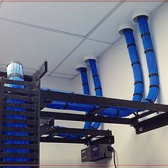 Structured Wiring, Structured Cabling, Data Center Design, Network Rack, Home Theater Installation, Computer Equipment, Server Room, Circuit Design, Network Cable