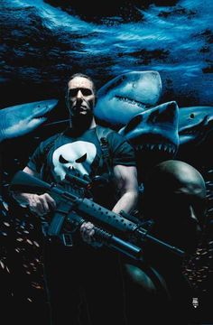Tim Bradstreet - Punisher