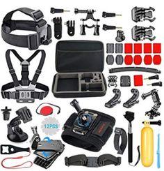 Mini Portable Camera Carry Case Bag Storage Box for Gopro Hero 6//5//4//3 Yi #UK