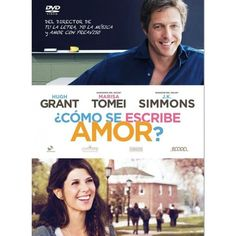 DVD Como se escribe amor Dvd Storage, Director, Movies, Movie Posters, Products, Amor, Musica, Film Poster, Films