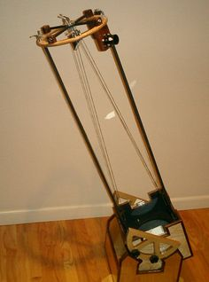 "Craig Colvin's 8"" String Travel Telescope - #Dobsonian #Telescopes"