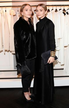 Mary-Kate and Ashley's Stylish Guide to Turning 30 via @WhoWhatWear