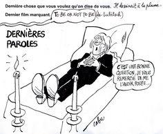 Cabu #jesuischarlie #CharlieHebdo