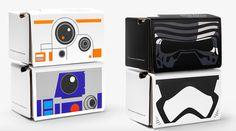 star wars google cardboard official merchandising