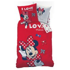 Housse de couette mickey on pinterest couette enfant - Housse de couette mickey et minnie adulte ...