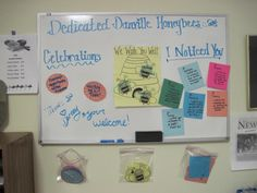 Danville Staff's Conscious Discipline Area - Celebration, We Wish You Well, I Noticed