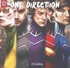 I am their Diana