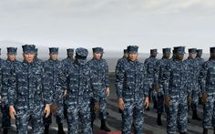 Navy Uniforms, Dates