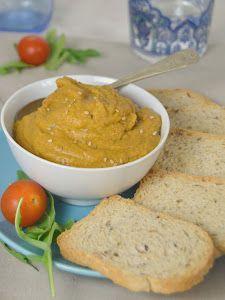 Un paté vegetal nutritivo y que no podrás parar de comer. Prueba este paté de lentejas y curry que nos traen desde el blog CUUKING!