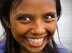 beautiful, genuine smile