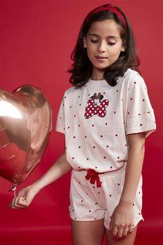 8981d8190e285 Eskimo pyjama - Disney - Minnie Mouse bow  Eskimo1906  pyjamas  disney   girls