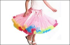 Download Gorgeous Pettiskirt- Any Size! Sewing Pattern | Most Popular | YouCanMakeThis.com