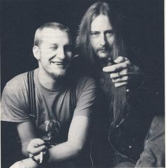 Layne Staley and Jerry Cantrell