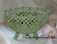 Spiraled Elegance Bowl